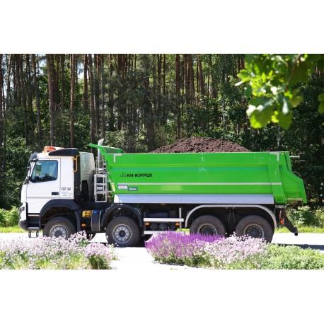 Oskar I - Kompost Luz cena za 20 m3. Dostawa do 35 km GRATIS